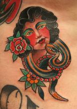 Tattoo by Kevin Riley Studio One Philadelphia Norwood